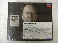 Riccardo Chailly: Beethoven The Symphonies - Import - Decca 5 CD Box / Book Set