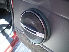 "To suit Toyota Landcruiser 80 series rear door speaker 6"" spacers only."