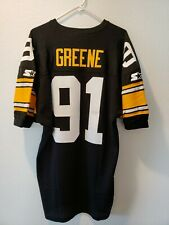 Authentic 1995 Starter Pro Line Kevin Greene Pittsburgh Steelers Jersey sz 48