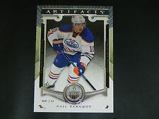 2015-16 UD Artifacts Base Card #79 Nail Yakupov Edmonton Oilers