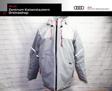 Audi Sport Outdoorjacke 313180170 Jacke Hellgrau Audi Sport 100%Polyester M,L,XL