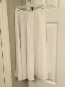 Vintage Wondermaid Non Cling Half Slip Size S Used Good Condition