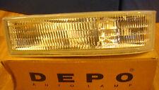 95-98 Chevy Astro GMC Safari Left Marker Corner Parking Light DEPO 132-U000L