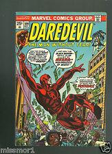 Daredevil comic book 109 F Bronze Age 1970's Nekra