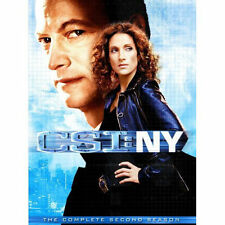 CSI: New York - The Complete Second Season (DVD, 2006, 6-Disc Set)*NOW 11%LESS*