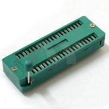 New Universal 40P 40Pin ZIF ZIP DIP IC Test Tester Board Socket