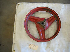HONDA 1987 CBR600 REAR WHEEL G-51