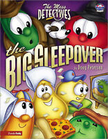 The Mess Detectives: The Big Sleepover (Big Idea Books), Peterson, Doug, Very Go