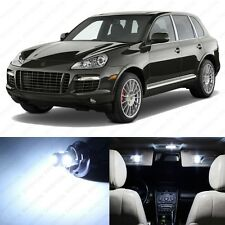 21 x White LED Interior Light Package For 2003 - 2010 Porsche Cayenne + PRY TOOL