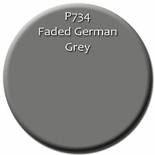 Pinnacle Weathering Pigments -Faded German Grey P734- Weathering Effects Powders