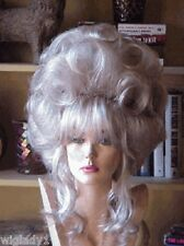 **EMPRESS BIANCA WIG DRAG QUEEN UPDO LONG STRAIGht creamy blonde