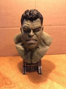 Marvel 1/2 HULK Büste Statue 0044/1000 limitiert
