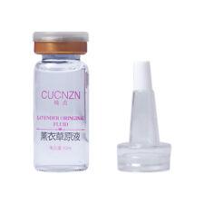 Organic Lavender Essence Liquid Repairing Anti-Aging Facial Serum Acne Treatment