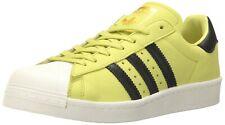 ADIDAS Leder Sneaker Superstar Gelb Schwarz Neu Gr:47 1/3 BB2730 gazelle campus
