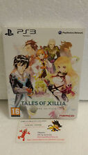 Tales of Xilia Day One PS3 Namco Bandai édition limitée CD Character Book TBE VF