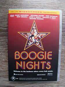Boogie Nights DVD 1997 (Region 4)