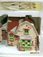 """Dept56 Dickens Village Series """"Booter and Cobbler"""""""