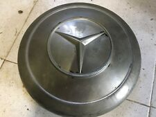 MERCEDES serie 300, 300 SL, 190SL (1951-55)  coppe ruote metallo HUBCAP RADKAPPE