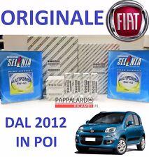 KIT TAGLIANDO + OLIO SELENIA MULTIPOWER GAS + CANDELE FIAT PANDA 1.2 GPL 51KW