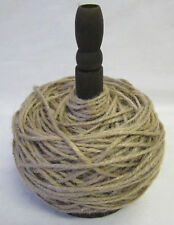 New Kitchen Twine on a Rustic Wooden Spool in a French Provincial Country Style