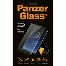 PanzerGlass Displayschutz für Samsung Galaxy S8, Case-Friendly