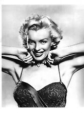 Marilyn Monroe s/w Foto 20x24cm