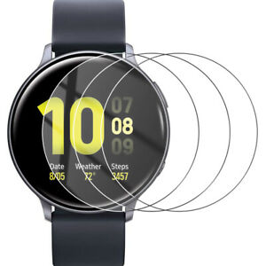 1/3x Pack Clear Screen Protector For Samsung Galaxy Watch 42mm 46mm TPU Film 19
