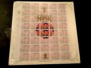 USPS Elvis Presley Stamps 1992 Full MINT Sheet of (40)  29 Cent -Still Sealed