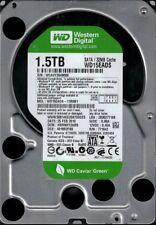 Western Digital WD15EADS-11R6B1 DCM: HBRNHT2ABB 1.5TB
