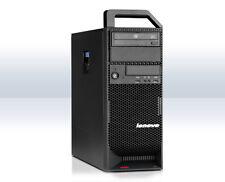 Lot of 2 - Lenovo ThinkStation E31 Barebones Tower PC's
