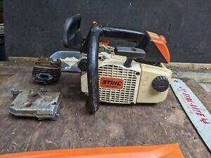 Stihl 020T Top Handle Vintage Chainsaw Spares Or Repairs