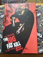 Sin City - The Big Fat Kill  HC - Frank Miller- Dark Horse Comics beautiful