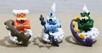 "Pokemon TOMY Gen 5 - 1 to 2"" Figure / Toy Lot (3) - Thundurus Tornadus Landorus"