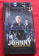 CD de musique en édition collector Johnny Hallyday