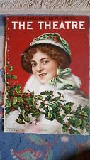 RARE December 1909 The Theatre with Elsie Janis cover