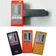 Red Beam LS-6 Laser Level Detector/Receiver with Bracket  Laser Receiver