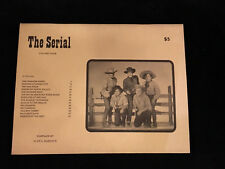 Alan Barbour The Serial Volume Four Cowboy Western
