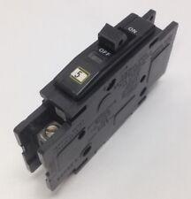 Square D QOU120 Circuit Breaker 20A 120/240V 1P Type QOU 20 Amp 1 Pole Used