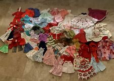 100 Pc Lot Of  Barbie Clone Clothing