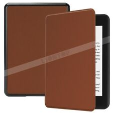 Leather Magnetic Cover Case For Kindle Paperwhite 2018 release (10th Generation)
