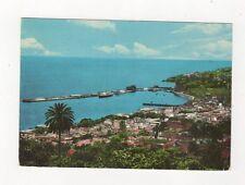 Funchal Madeira Vista Da Cidade e do Porto Postcard 901a