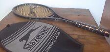 vintage Slazenger panther club tennis racket, tennis racket, tennis, vintage, an