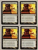 MTG - 4X Sunhome, Fortress of the Legion X4 - Ravnica - Unc. NM/MT - Playset