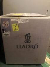 """Rare Lladro #11837 Ltd. Edition """"Bridal Bouquet� Roses Never Opened Brand New"""