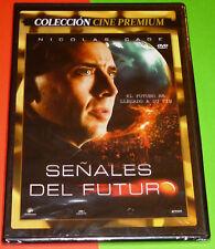 SEÑALES DEL FUTURO / KNOWING - English Español -DVD R2- CAJA FINA/SLIM - Precint