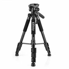 "Efitty Portable 56"" Lightweight Flexible Travel Camera Tripod Monopod Case - New"