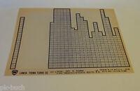 Microfiche Spare Parts Catalog Lancia Thema Turbo DS 60331731