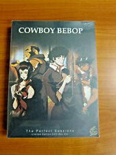 Cowboy Bebop - The Perfect Sessions  Limited Edition Box Set Ep1-26 English Dub