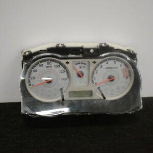 Groupe d'instruments de Nissan Note E11 9U22C 6204606 2006 1,6 essence MPH