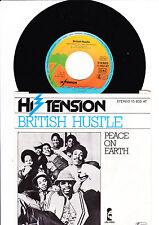 "7 "" - High Tension - British Hustle"